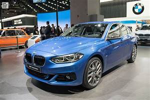 Bmw 135i : bmw 1 series sedan in debuts at shanghai motor show ~ Gottalentnigeria.com Avis de Voitures