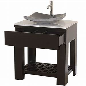 30quot zen ii 30 espresso bathroom vanity bathroom With 30 vanities for bathrooms