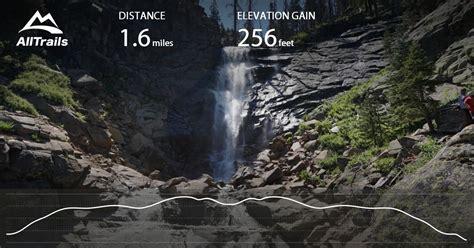 rancheria falls trail california alltrailscom