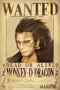 Monkey D. Dragon/#615778 - Zerochan