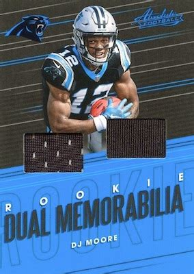 panini absolute football checklist nfl set info