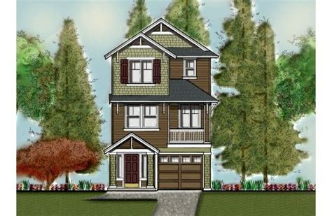 Craftsman Style House Plan 3 Beds 2 5 Baths 1853 Sq/Ft