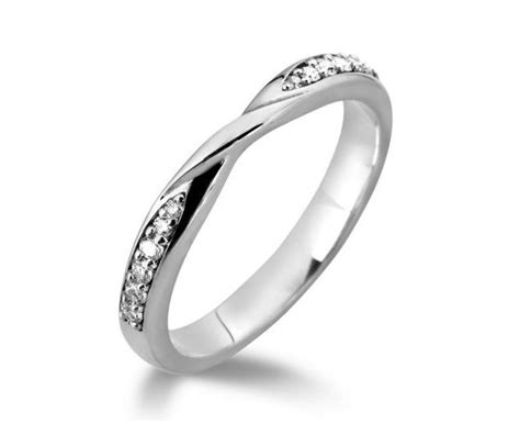 diamond twist wedding ring platinum wedding rings gold wedding rings someday pinterest