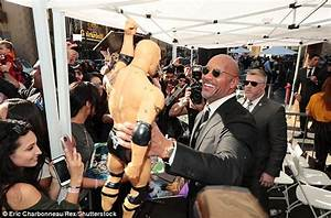 The Rock receives star on Hollywood Walk Of Fame | Daily ...