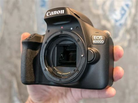 canon eos 4000d review on photography