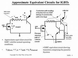 Igbt Transistor Operation