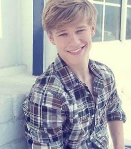 Lucas Till I've loved him since the Hannah Montana movie ...