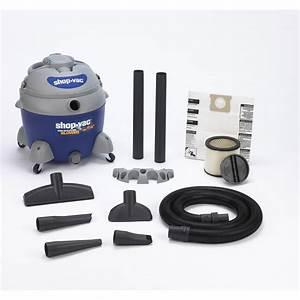 Shop Shop-Vac 16-Gallon 6 5-Peak HP Shop Vacuum at Lowes com