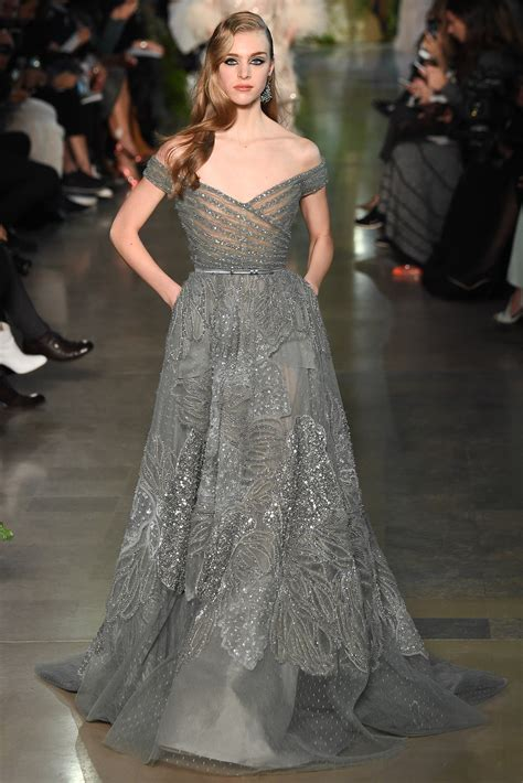 Runway Elie Saab 2015 Couture Collection