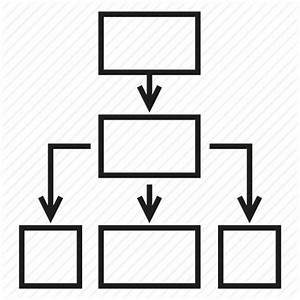 Chart  Diagram  Flow Chart  Process Chart Icon
