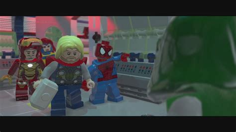 lego marvel super heroes stage 10 that sinking feeling