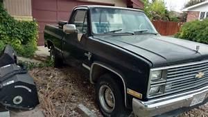 1984 Chevy C10 Short Box Truck