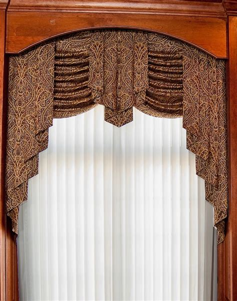 Cascade Valance by 18 Best Swags And Jabots Images On Window