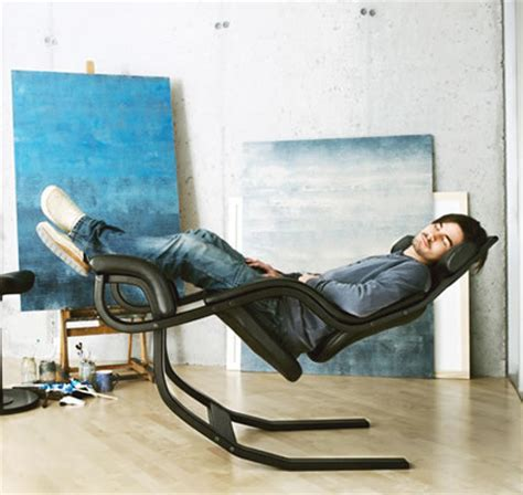 gravity balans is the gravity defying chair