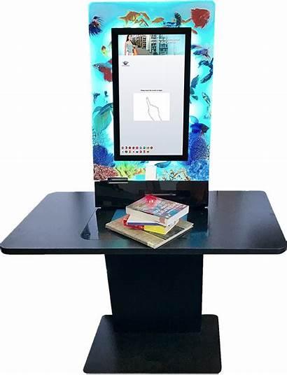 Self Service Library Kiosk Kiosks Touch Software