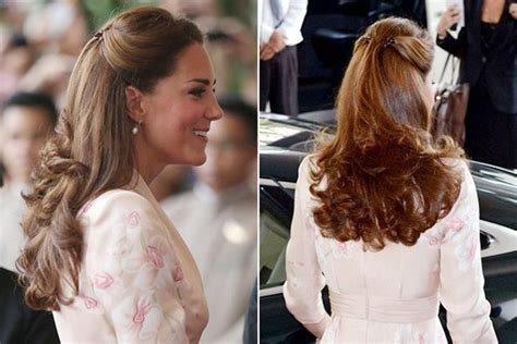 7 Kate Middleton Hairstyle Choices That Had Everyone Go