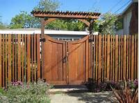 fence gate design Fence Gate Pictures