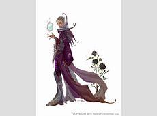 Cleric of Pharasma by CarolinaEade on DeviantArt
