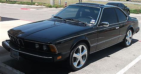 Bmw 633csi by 1984 Bmw 633csi For Sale