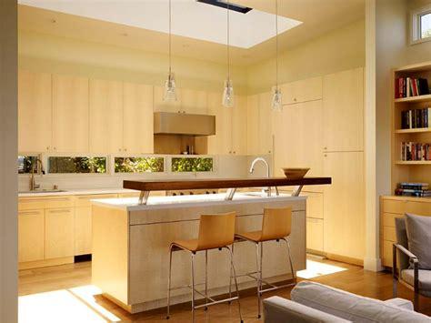 le pour cuisine moderne 12 superbes bars de cuisine modernes pour appr 233 cier le