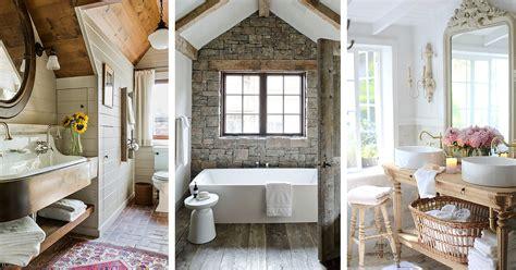 cottage style bathroom ideas  designs