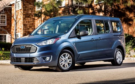 ford transit connect wagon lwb  wallpapers