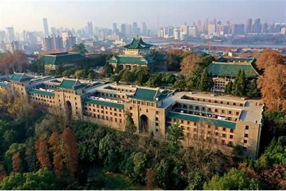 Wuhan University China Universities Days Lockdown Reopen