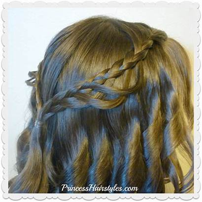Hairstyle Grade Dance Tutorial Princess Hairstyles 8th