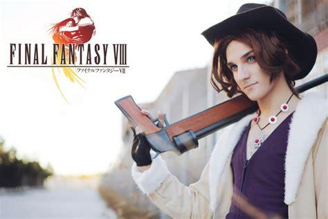 Final Fantasy Cosplay Final Fantasy Viii Irvine Kinneas