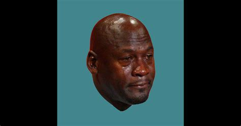 Michael Jordan Crying Meme - crying jordan meme generator on the app store