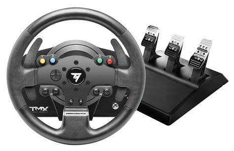Volanti Xbox One by Volante Thrustmaster Tmx Pro Pc Xbox One Discoazul