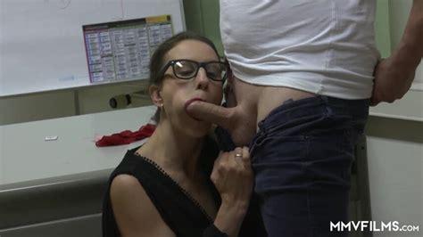 College Sex nach dem Unterricht