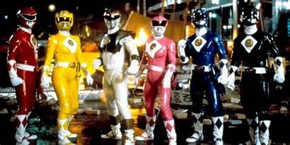 Rangers Power Mighty Movie Morphin Netflix 1990s
