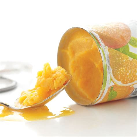 convenience frozen orange juice concentrate