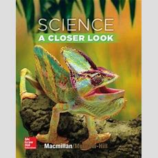 Science  Grade 4  A Closer Look By Mcgrawhill  9780022841379  Hardcover  Barnes & Noble