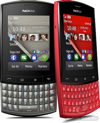 nokia asha  mobile gazette mobile phone news