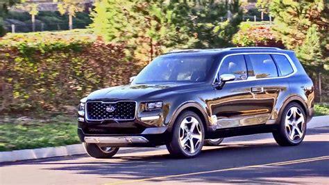 kia telluride interior picture  car rumors news