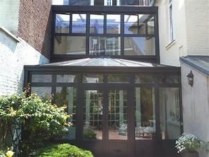 Veranda Verriere : veranda style verriere top image with veranda style ~ Melissatoandfro.com Idées de Décoration
