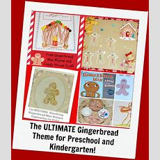 The Ultimate Gingerbread Theme For Preschool And Kindergarten!  The Preschool Toolbox Blog