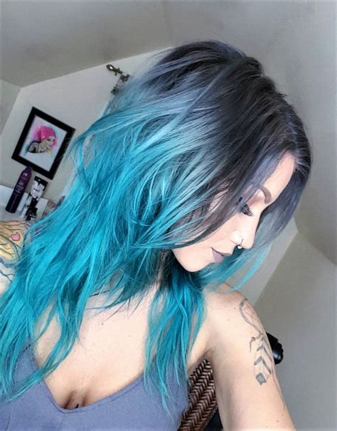 cool colors to dye hair 246 best images about dyed hair on grunge