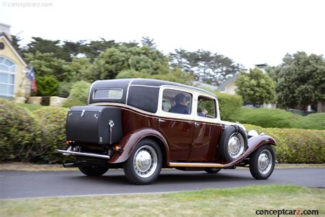 Auction Results And Sales Data For 1931 Bugatti Type 49