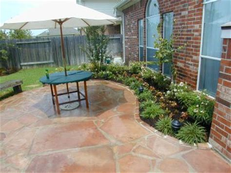 houston paver patios houston landscaping pavestone pavers