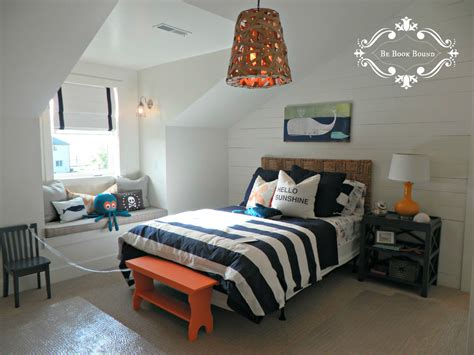 Nautical Bedroom Interior And Decorating Themes  Traba Homes