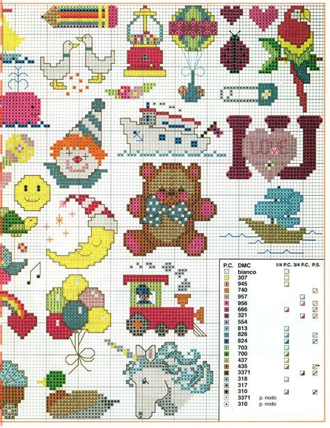schemi punto croce fiori piccoli punto croce le pagine di con schemi punto croce