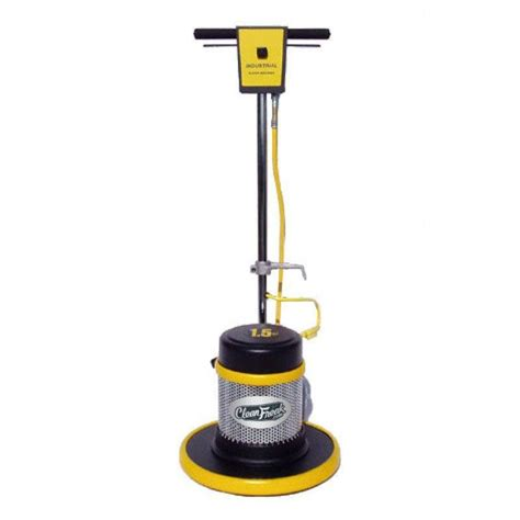 20 inch electric floor buffing scrubber