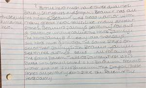 Beowulf analytical essay essay about divorce beowulf analytical