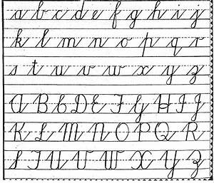 Fancy Cursive Handwriting Worksheets Wallpaper With ...
