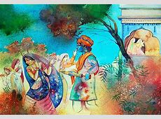 The Mythological Origins of Holi Ancient and Colorful