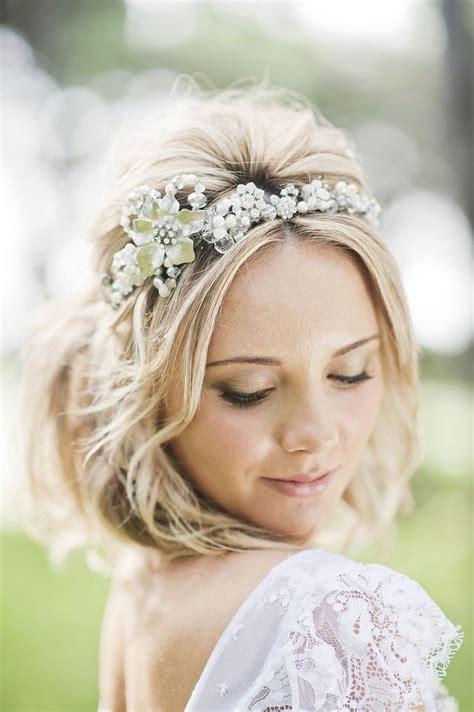 9 Braid Buns to Try This Wedding Season Flower crown