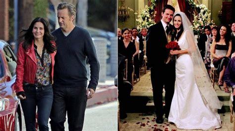 ross marquand pareja en la vida real friends monica y chandler pareja en la vida real